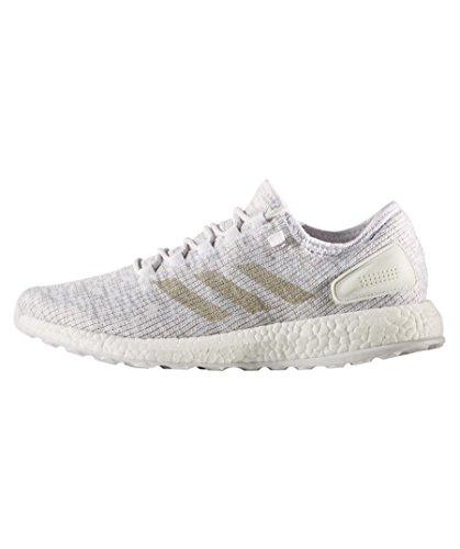 Adidas PureBOOST, Men's running Shoes, White (Ftwbla/Griuno/Ftwbla), 3.5 UK (36 EU)