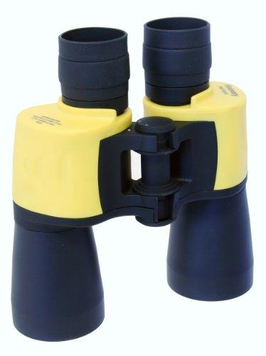 Visionary YELLOW 7x50 Marine Focus Free Waterproof Binoculars