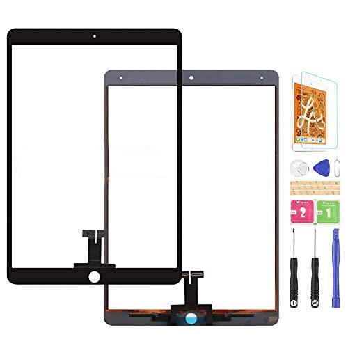 Para iPad Pro 10.5 pulgadas 2017 A1701 A1709 Pantalla LCD táctil Asamblea Piezas de repuesto, Tablet Panel frontal y Reparación de pantalla LCD (negro)