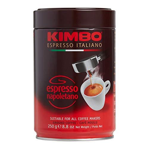 Kimbo Espresso Napoletano Ground Coffee Tin