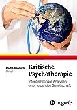 Kritische Psychotherapie: Interdisziplinäre Analysen einer leidenden Gesellschaft