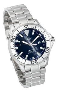 Omega Men's 2265.80.00 Seamaster 300M Quartz Stainless Steel Watch image