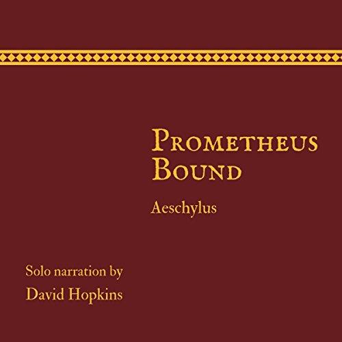 Prometheus Bound audiobook cover art