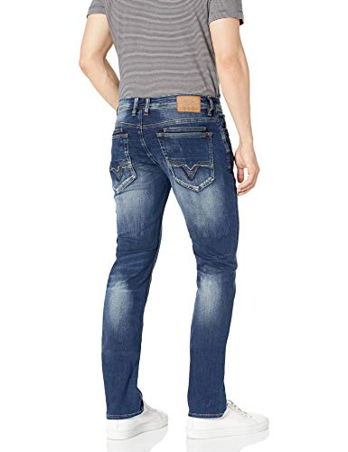 Product Image 2: Buffalo David Bitton Men's Ash-x Slim Fit Denim Jean