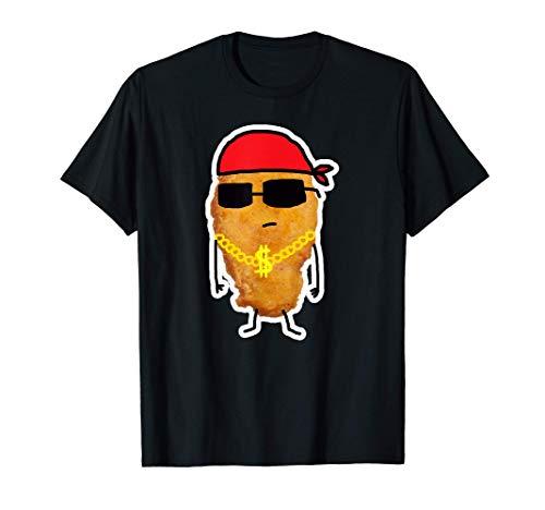 Regalo divertido del disfraz del gángster de la pepita de Camiseta