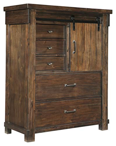 Signature Design by Ashley Furniture Signature Design - Lakeleigh Chest of Drawers - Brown