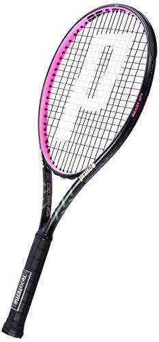 Prince txt2Beast 104260pink Tennis Schläger, Unisex, 7T47H8053, schwarz/rosa, Grip Size: 3