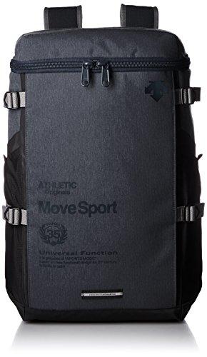[デサント] リュック MOVE SPORTS スクエアバックパック 杢 DAC-8724 NVYM One Size