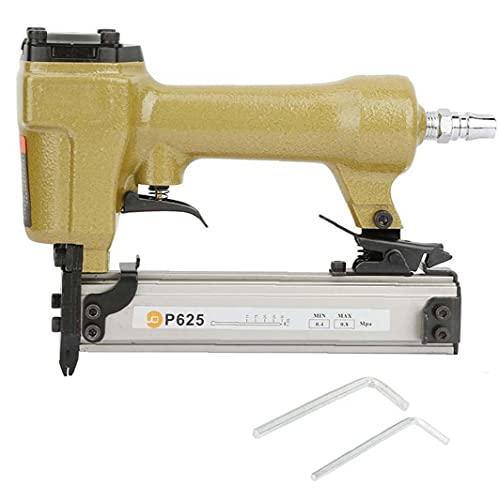 Aire Pin Clavadora Grapadora neumática P625 10-25mm clavo de la herramienta eléctrica...