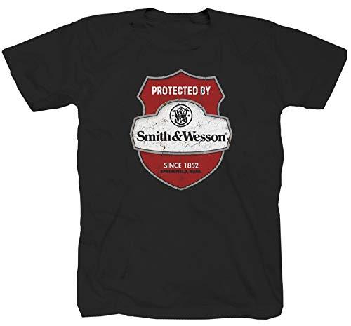 Smith&Wesson Amerika schwarz T-Shirt (XL)