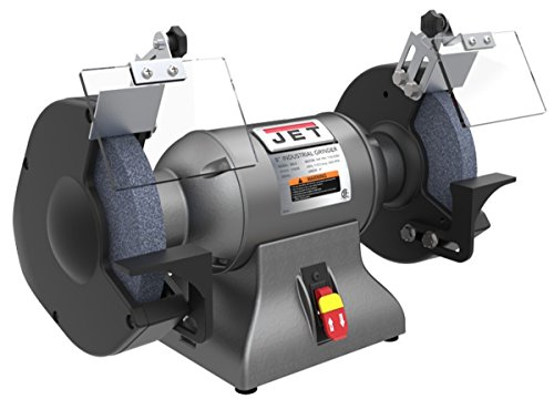 Lowest Price! Jet 578008 1 hp 8 Industrial Bench Grinder