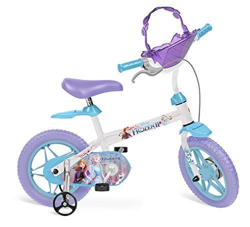 Bicicleta Frozen 2 Aro 12, Brinquedos Bandeirante