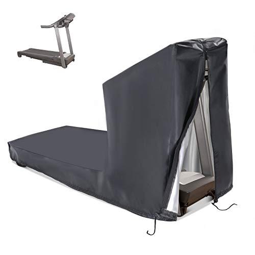 Onlyme Universal Treadmill Cover Waterproof con cordón para máquinas de correr sin ejercicio