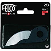 Felco Hand Pruner Replacement Blade (2/3) for Felco hand pruner models: F2, F4 & F11 - Spare Cutting Blade for Garden Pruning Shears & Bypass Clippers (Single Pack)
