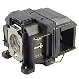 Zmstlamp ELP-LP67 Replacement Projector Lamp Bulb with Housing for Epson W12 S12 EX5210 EX7210 EX3210 EX3212 VS210 VS220 S11 X12 X15 EB-S02 EB-S12 500 707 710HD 750HD V13H010L67 PowerLite Home Cinema