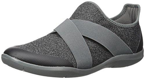 [クロックス] スニーカー スウィフトウォーター クロス ストラップ スタティック ウィメン 204887 Slate grey 23 cm