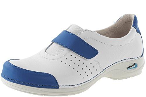 Wash & Go wagg14410 Clog fermé, 41, bleu