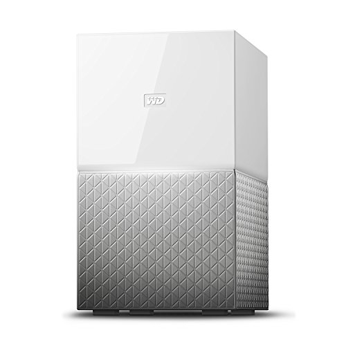 WD My Cloud Home Duo 20TB Personal Cloud Storage External Hard Drive $699.99