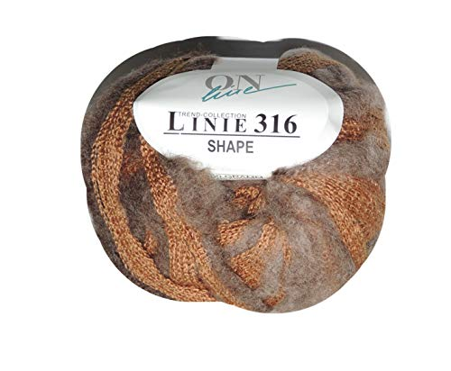 ONline Linie 316 Shape - Rüschengarn-0003