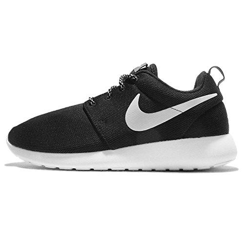 Nike Roshe One, Scarpe da Corsa Bambina, Nero (Black/White-Dark Grey), 35 1/2 EU