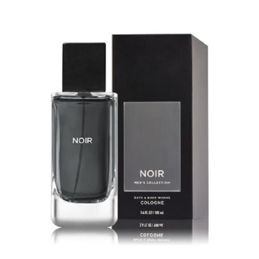 リーク寛大さイベント【並行輸入品】Bath and Body Works Noir Men's Collection Cologne 100 mL