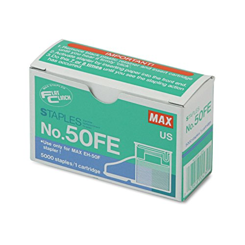 MXB50FE - Staple Cartridge for EH-50F Flat-Clinch Electric Stapler