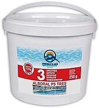 Quimicamp - Alboral Tres Efectos Tabletas 200 g, 5 kg