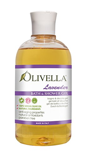 Olivella Bath and Shower Gel, 16.9-Fluid Ounce by Olivella