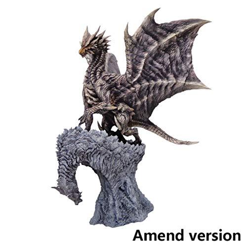 Lilongjiao Monster Hunter Mondo: Kushala Daora PVC Figure -Alta 12.2 Inche