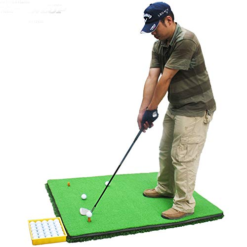 Affordable YAOSHIBIAN- 3D Thick Non-Slip Golf Putter Exerciser Portable Portable Mini Golf Artificia...