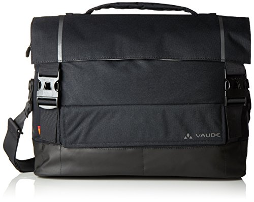 VAUDE Radtasche Cyclist Briefcase, black, One Size, 121810100