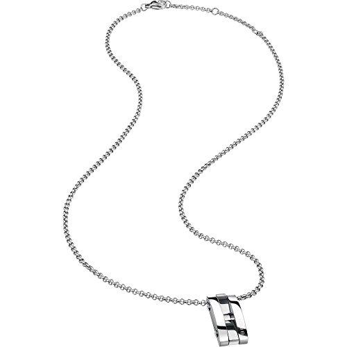 collana uomo gioielli Breil Be Black trendy cod. TJ1926