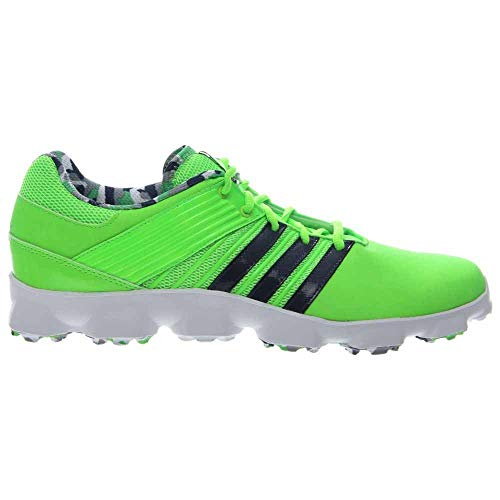 adidas Mens Hockey Flex Lacrosse Sneakers Shoes Casual - Green - Size 7 D