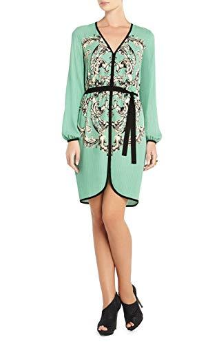 BCBG MaxAzria Azra Mint Green Dress XS