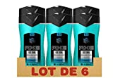 Axe Duschgel Ice Cool 250 ml - 6er Pack