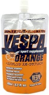VESPA SPORTS(ヴェスパスポーツ) VESPA ORANGE 80ml