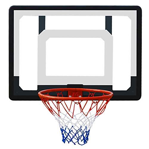 LHNEREGLHNEREG Kinder Wandhalterung Basketballkorb, Indoor Safe Basketball Boards Geschenk Mit Pufferfeder, Für Erwachsene Office Home
