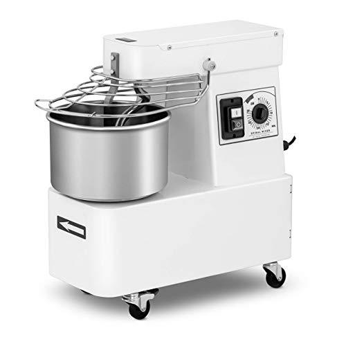 Royal Catering Máquina Amasadora para Pan Y Pizza RC-SPFH5 (Volumen: 7 L,...