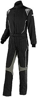 Simpson HXY2421 Helix Youth Suit XLarge Black/Gray