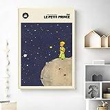 HUANGXLL The Little Prince Französische Version Druckt