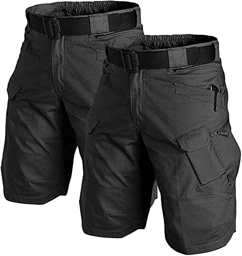 Hmipeewz Casual Camping Hiking Shorts 2021 Upgraded Quick Dry Stretch Outdoor Breathable