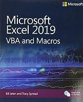 Microsoft Excel 2019 VBA and Macros (Business Skills)