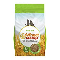 sWheat Scoop Flushable Cat Litter