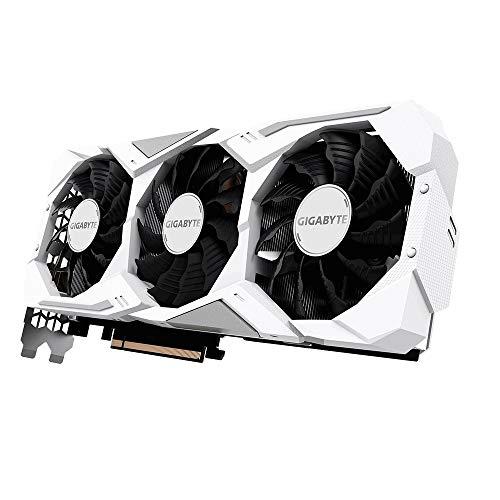 Gigabyte GeForce Rtx 2080 Gaming OC, bianco, 8G
