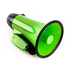 Thank You Gifts for Football Coaches include these megaphones to keep the crowd under control.