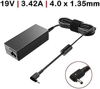 Portatilmovil - Cargador para PORTÁTIL ASUS A541SA A541SA-DM171T-BE A541SA-XO086T 19V 3.42A 65W 4.0x1.35MM