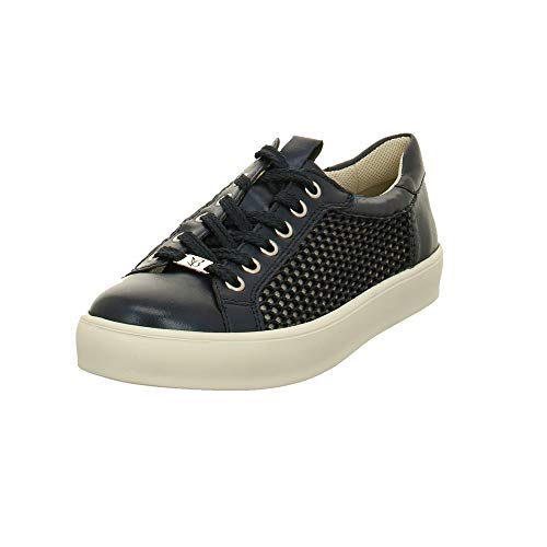 CAPRICE 23652-22 dames sportieve veters, halfschoen, veterschoenen, straatschoenen, sneakers, sportief, modieus, vrijetijdsschoen, wisselvoetbed