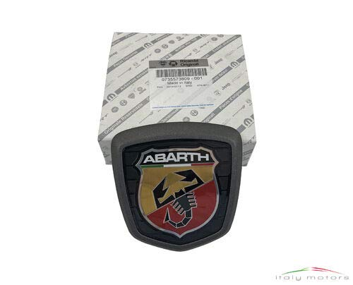 Abarth 735573809 - Emblema original de escorpión en la