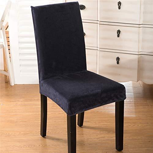 Cubierta de protección de objetos estiramiento Presidente del protector removible lavable silla del spandex Cubiertas sillas de comedor fundas for sillas estiramiento Protector cubierta de la silla de