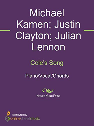 Cole's Song (English Edition)